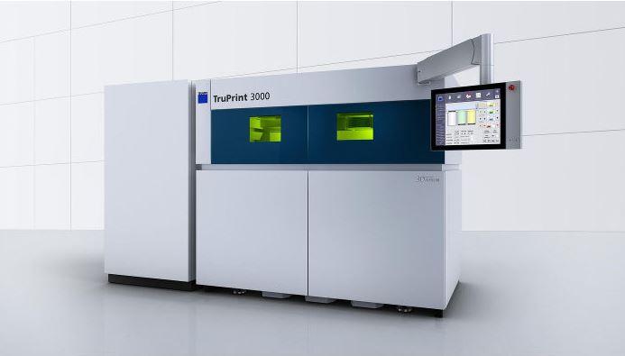 Mengenal Mesin Cetak Logam 3D