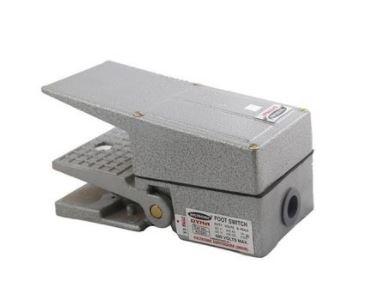 foot pedal CNC