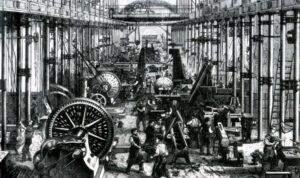 Napak Tilas Revolusi Industri