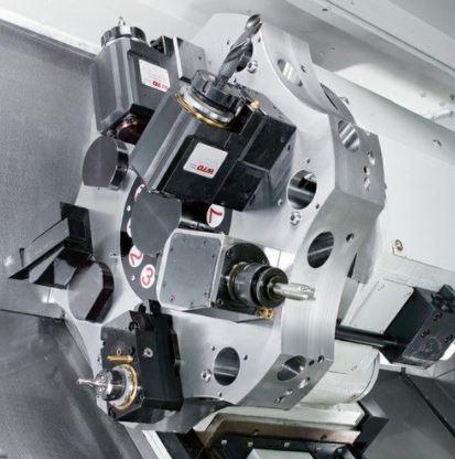 tool turret cnc