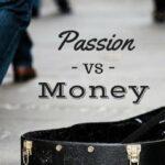 bekerja di luar passion