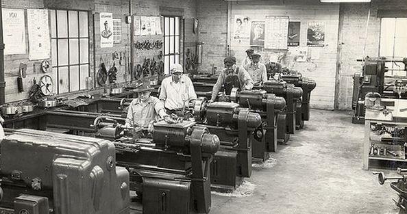Sejarah Mesin Bubut
