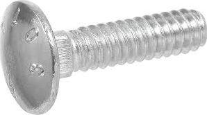 carriage head bolt